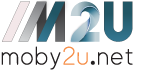 Moby2u.net   Dominating the Borderless. Reaching the Unimaginable Logo